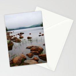 Acadia Fog - Acadia National Park Stationery Cards