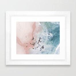 sea bliss framed art print