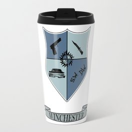 Winchester Coat of Arms Travel Mug