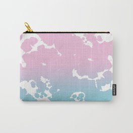 Ombre dream abstract minimal trendy art home decor office essentials Carry-All Pouch