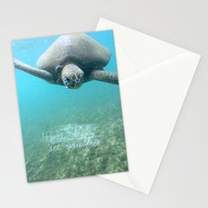 Free Turtle  Stationery Cards