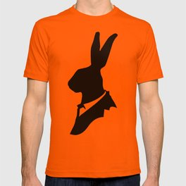 Monsieur Lapin / Mr Rabbit - Animal Silhouette T-shirt