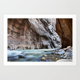 The Narrows Art Print