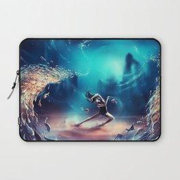 Dancing Zodiac Pisces Laptop Sleeve