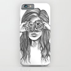 Beauty is within the eye of the beholder - By Ashley Rose Standish Slim Case iPhone 6s