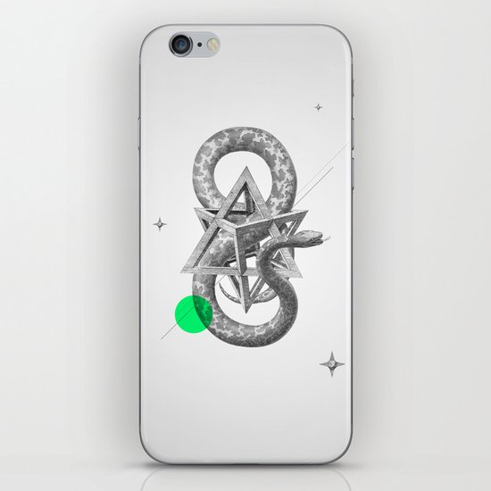 Archetypes Series: Rebirth iPhone & iPod Skin
