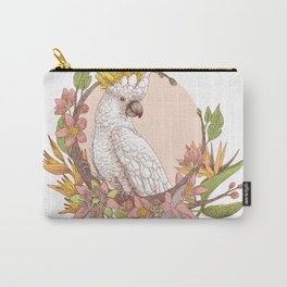 cacatoes Carry-All Pouch