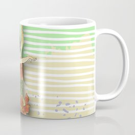 RIDING HORSE Coffee Mug