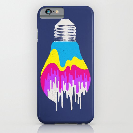 Colors of Light iPhone & iPod Case