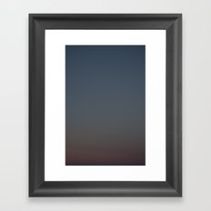 Gradiessence 3 Framed Art Print