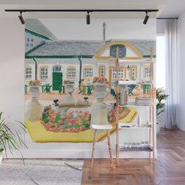 AFTERNOON TEA IN SURREY Wall Mural