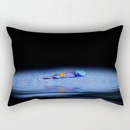 THE BATHER Rectangular Pillow