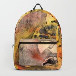 Autumn Ginkgo Leaves Backpack