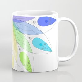 Sacred rainbow Coffee Mug