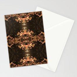 Fall Foliage Photographic Pattern #2 Stationery Cards