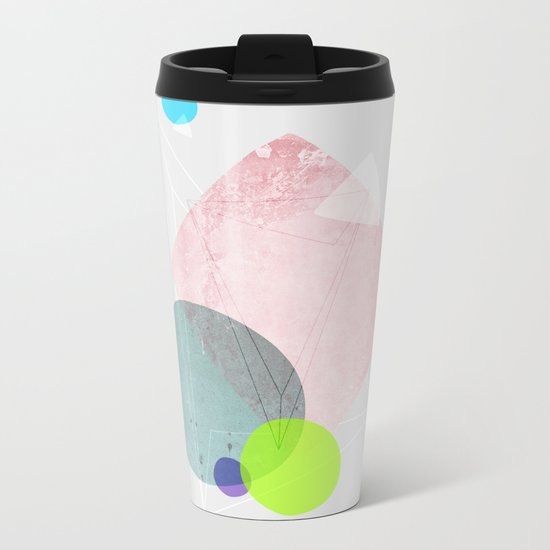 Graphic 123 Metal Travel Mug