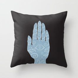 Cursebreaker II Throw Pillow