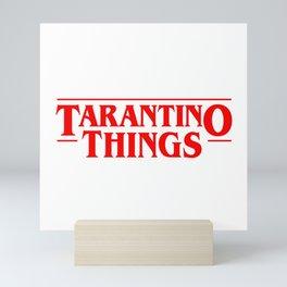Tarantino Things Mini Art Print