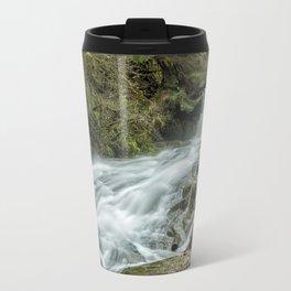 Alsea Falls Travel Mug