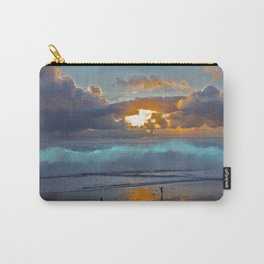 Behold the Sunset Carry-All Pouch