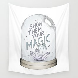 Show them your magic Wall Tapestry