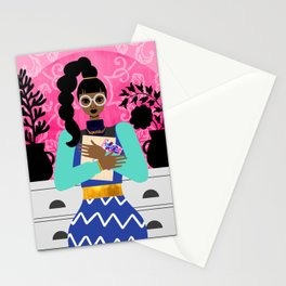 Aquarius Zodiac Stationery Cards