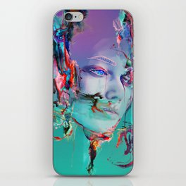 Deep Reality of Here iPhone Skin