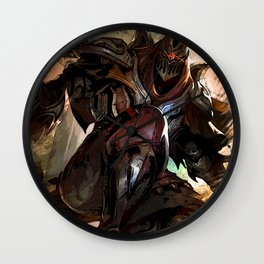 League of Legends ZED Wall Clock