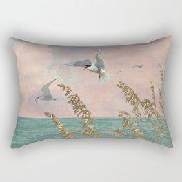 Caladesi Beach Rectangular Pillow