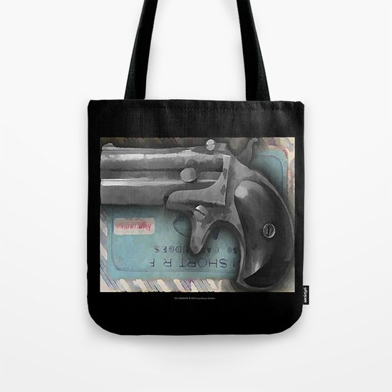 THE GAMBLER 004 Tote Bag