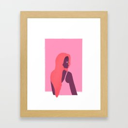 Lush Framed Art Print