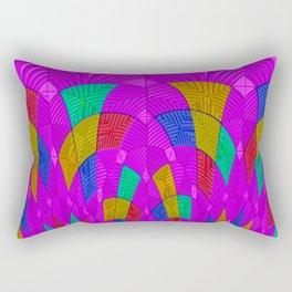 Structured glass Rectangular Pillow