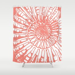 Nautilus Shower Curtain
