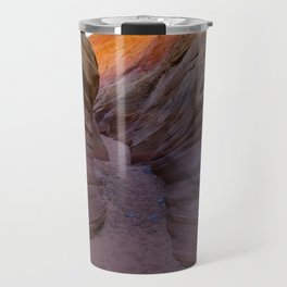 Colorful Canyon- 2, Valley of Fire State Park, Nevada Travel Mug