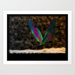 So Fly Art Print