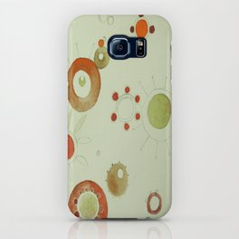 Space Bloom No.7 iPhone Case