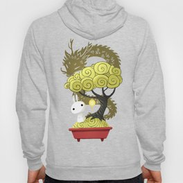 Bonsai Bunny Hoody