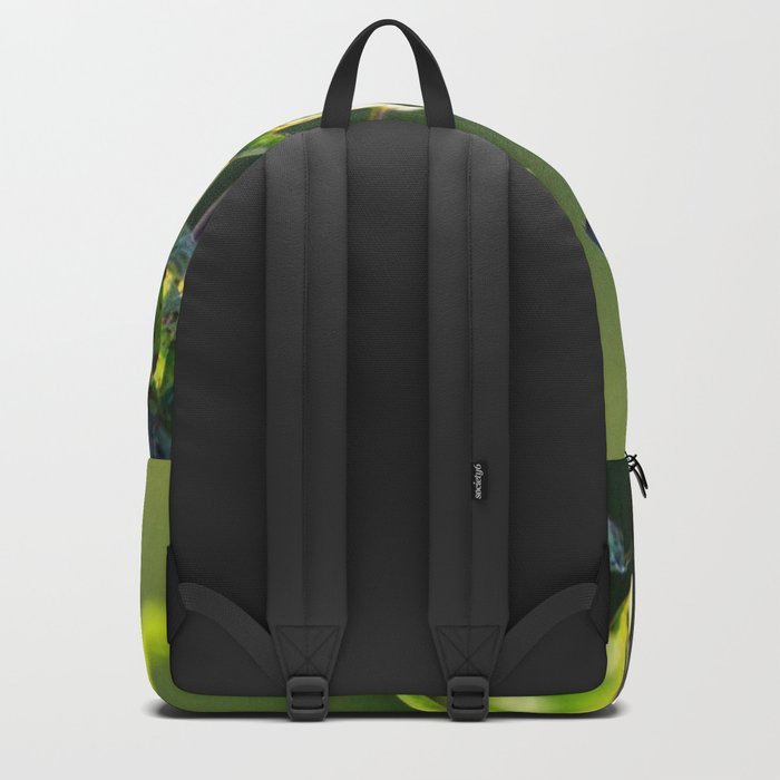 One Bird in the Bush (just one) Backpack