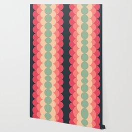 Gradual Rosegreen Wallpaper