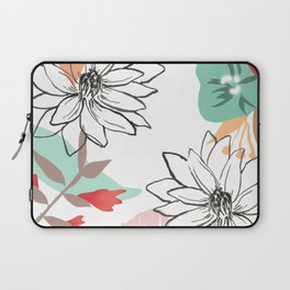 Flowers in June Laptop Sleeve