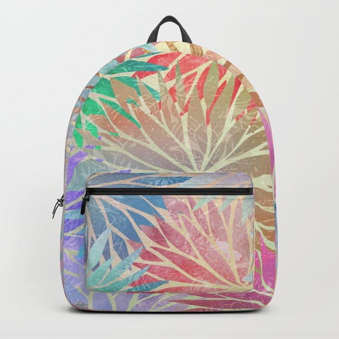 Summer Pattern #3 Backpack