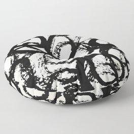 Tribal Dance Floor Pillow