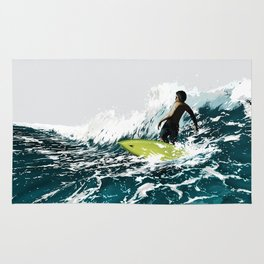 On the Wave Rug