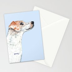 Jack Russell Terrier 2 Stationery Cards