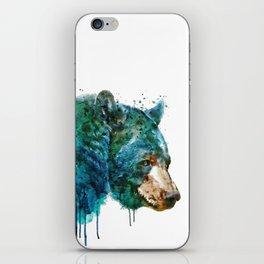 Bear Head iPhone Skin
