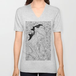 Muse and Creation Unisex V-Neck