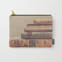 Vintage Books Carry-All Pouch