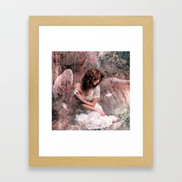 SENSUAL THOUGHTS 002 Framed Art Print