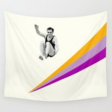 I Can Jump Higher Wall Tapestry