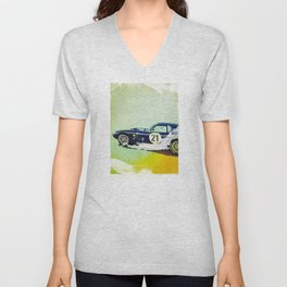 Daytona Coupe Unisex V-Neck